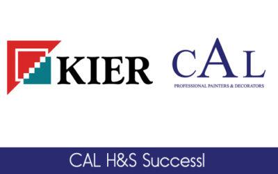 CAL H&S Success!