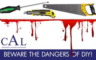 Beware the Dangers of DIY!