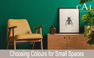 Choosing Colours for Small Spaces
