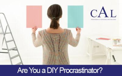 Are You a DIY Procrastinator?
