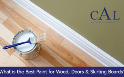 What is the Best Paint for Wood, Doors & Skirting Boards?