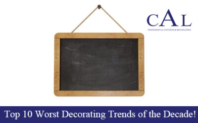 Top 10 Worst Decorating Trends of the Decade!