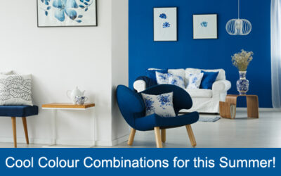 Cool Colour Combinations for this Summer!
