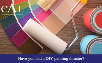 Have you had a DIY painting disaster?