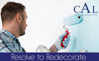 Resolve to Redecorate!