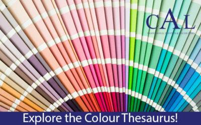 Explore the Colour Thesaurus!