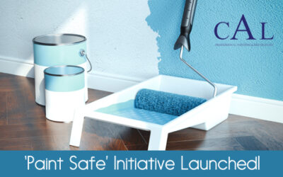 'Paint Safe' Initiative Launched!