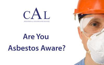 Are You Asbestos Aware?